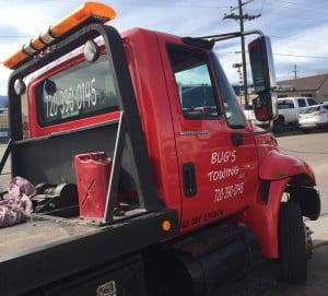 Colorado springs towing, tow truck Colorado springs, towing service