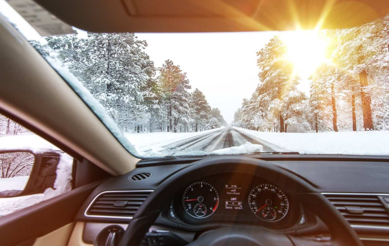 tips for driving in the winter, colorado springs towing company