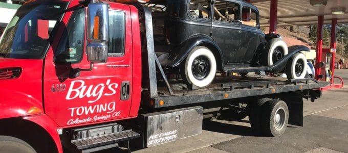 Colorado Springs Towing Company