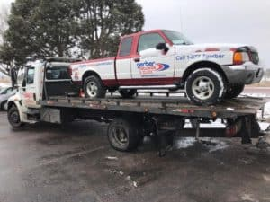 business towing, towing colorado springs