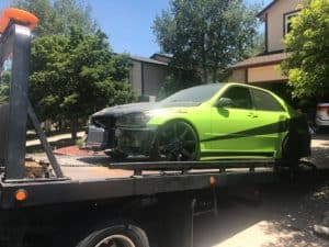 towing modified car in colorado springs, bugs towing, colorado springs towing