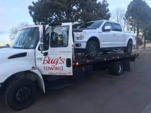 truck towing colorado springs